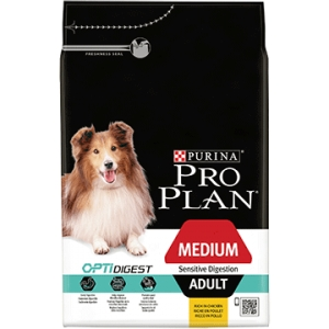 PRO PLAN Medium Adult Sensitive Digestion 3 kg
